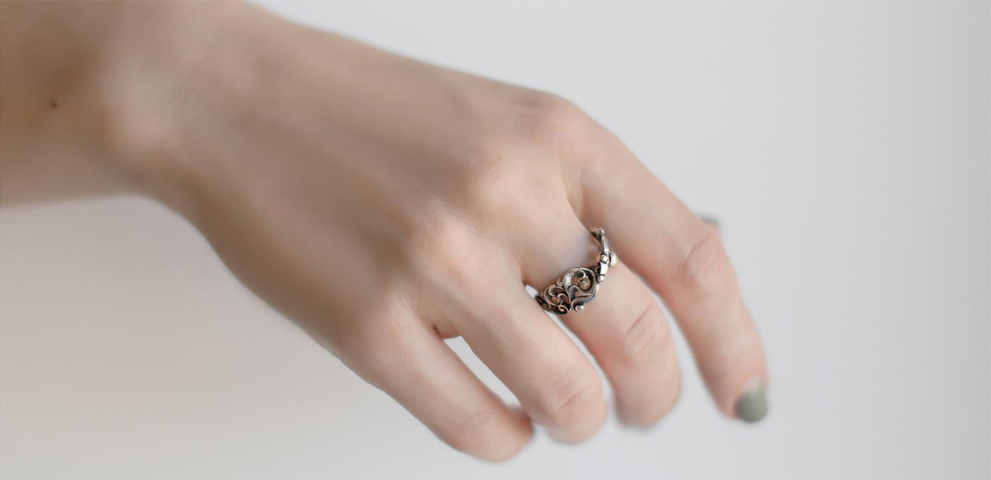 Как узнать размер пальца для кольца в домашних условиях для девушки