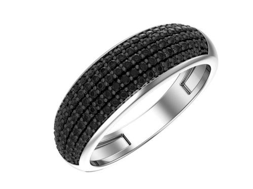 Кольцо Black style