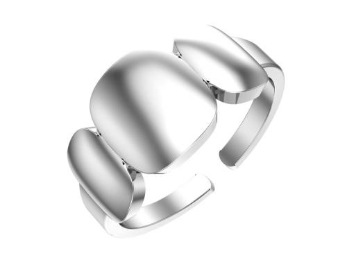 Серебряное кольцо 1101140-00245 pokrovsky фото